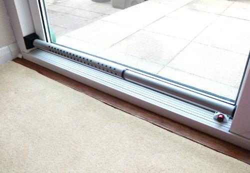 Home Security Bar On Sliding Patio Door