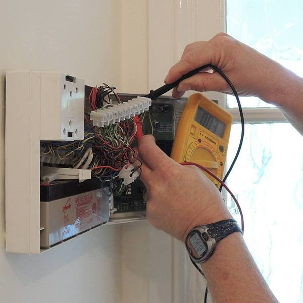 Security Alarm Fault Finding